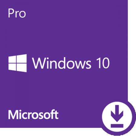 מערכת הפעלה Microsoft Windows 10 Professional OEM ESD