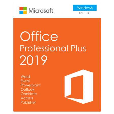Microsoft Office Professional Plus 2019 ESD