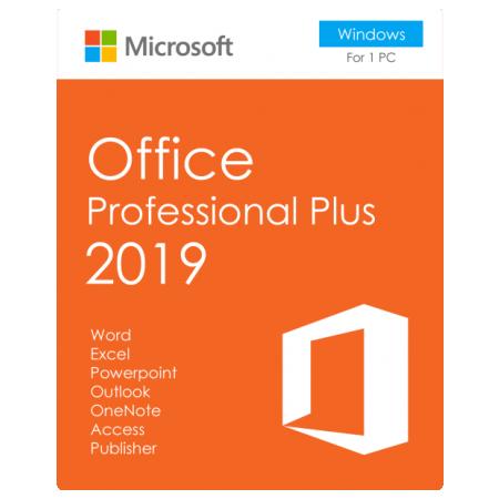Microsoft Office Professional Plus 2019 ESD