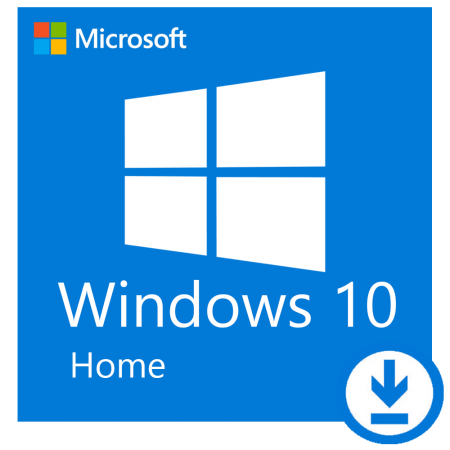 מערכת הפעלה Microsoft Windows 10 Home OEM