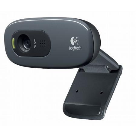 מצלמת רשת Logitech Webcam C270