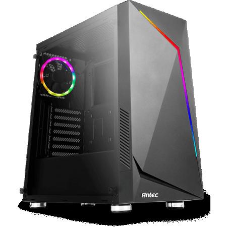 מחשב נייח גיימינג מבוסס Intel i7-9700F, זיכרון 16GB, כונן SSD בנפח 500GB, מאיץ גרפי GTX 1660S 6GB ומערכת הפעלה Windows 10