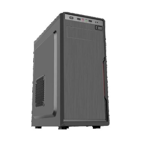 מחשב נייח עוצמתי Intel i5-9400F, זיכרון 8GB, כונן SSD בנפח 240GB, מאיץ גרפי Geforce GT 210 וכולל מערכת הפעלה Windows 10