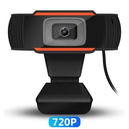 מצלמת רשת באיכות HD 720p כולל מיקרופון מובנה