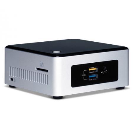 מחשב נייח מיני Intel NUC N3050/4GB/120GB/WIN10