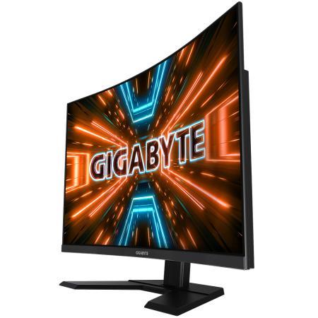 מסך מחשב קעור לגיימינג Gigabyte G32QC QHD Curved