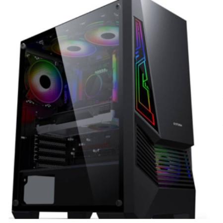 מחשב נייח גיימינג דור עשירי Intel i5-10400F, זיכרון 16GB, כונן SSD בנפח 960GB מאיץ גרפי RTX 2070 Super 8GB ומערכת הפעלה Windows 10