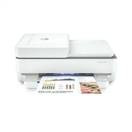מדפסת הזרקת דיו משולבת HP DeskJet Plus Ink Advantage 6475 5SD78C