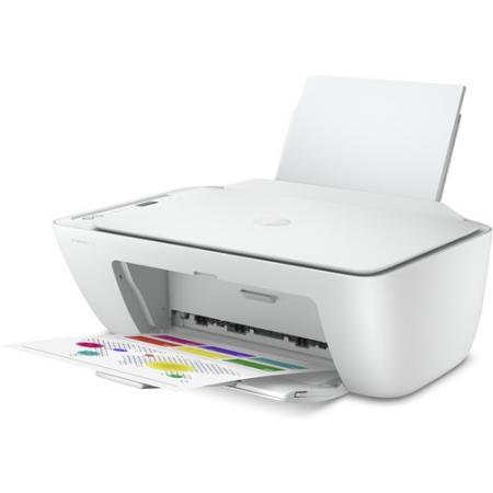 מדפסת הזרקת דיו משולבת HP DeskJet 2710 All-in-One V1N01C Wi-Fi